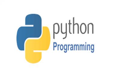 كورس برمجة python