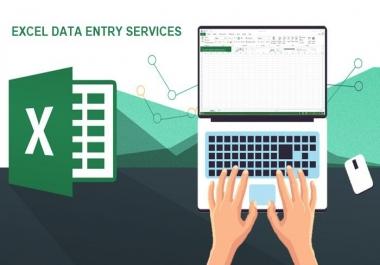 إدخال البيانات على برنامج إكسل و تنسيقها باللغة العربية والانجليزية و الفرنسية