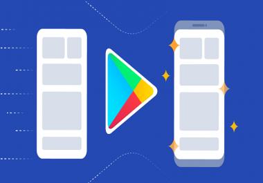 رفع تطبيقات الاندرويد على متجر Google Play
