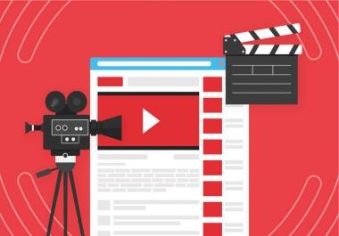 تحرير ومونتاج وصناعه الفيديوهات بإحترافية