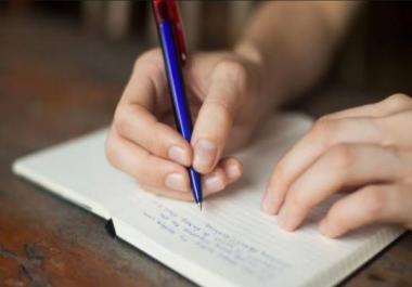 كتابة مقالات متخصصة في علم النفس والاجتماع والتربوية والتحفيز والتنمية البشرية والمراة والطفل