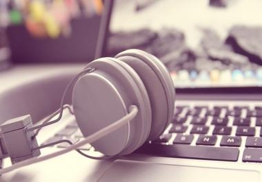 ادخال بيانات و تنسيقها وتفريغ صوتي