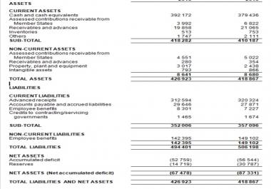تنظيم البيانات الماليه وإعداد الحسابات والقوائم الماليه