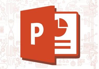 تنسيق ومزامنة الكتابة على ال word  PowerPoint