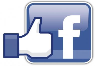 سوف أقوم بـ إضافة 2000 لايك الى صفحتك على الفيس بوك $5