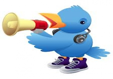 8.000 متابع لحسابك فى تويتر فقط بــ