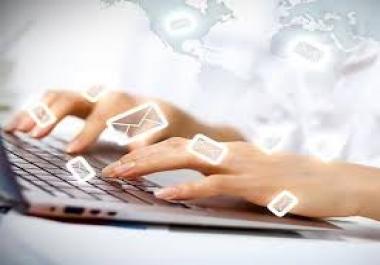 سوق لموقعك او شركتك عبر الايميل