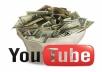 أنشئ لك قنات على يوتيوب بها إعلانات أدسنس