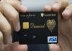 شرح عمل بطاقة بنكية تصل إلى باب البيت بها 25$ هدية..