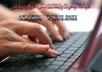 طباعة البحوث والمقالات بكل أحترافية  AE  كل 20 صفحة بــ 5$