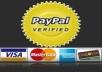 تفعيل حساب بايبال الذي يمكنك من شراء وبيع عبر الإنترنت