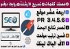 اعلان رابط نصى فى 16 موقع بيج رانك 6 و5 و4 و3 لمدة شهر