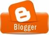 عمل مدونة بلوجر مع تركيب قالب احترافي