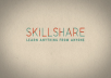 تحميل اي كورس من موقع skillshare