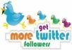 3333 متابع خليجي لحسابك في تويتر