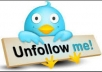 حذف كل من لم يقوم بمتابعتك من حسابك علي تويتر