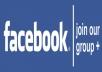 سأضيف لحساب الفيسبوك الخاص بك 1500 جروب عربى 900 جروب اجني