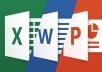اجادة وسرعة Word Excel PowerPoint