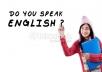 سامنحك 5 طرق وسوف تتقن الانكليزية
