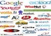 ساقوم باضافة موقعك الي 150 محرك بحث عالمي