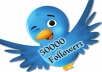 إضافة 50 الف متابع تويتر عربي خليجي سعر الخدمة :40$   سعر الخدمة :40$