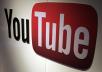 ساقدم لك 1000 مشترك يوتيوب حقيقي وامن مدى الحياه 100%
