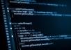 برمجة و تطوير موقعك من الصفر حسب الطلب