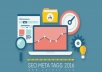 تحليل شامل عن موقعك لتهيئه لمحركات البحث  اقتراح حلول تحسينه