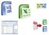 تفريغ كتب PDF او اوراق مسحوبة بالسكانر Scanner او مقطع صوتي على ملف word او powerpoint او excel او text