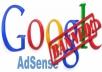 فك حظر دومين موقعك فى جوجل ادسنس وعودة الإعلانات إليه