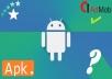 كتاب تعلم صناعة تطبيقات الأندرويد بدون برمجه