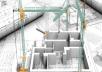 تصميم معماري بواسطه الاتوكاد 2D