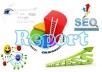 إنشاء تقرير كامل حول السيو لموقع الويب الخاص بك seo