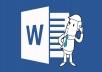 تحويل نص عربي موجود في pdf او صورة او الى ملف وورد