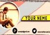تصميم غلاف فيس بوك احترافي يعطي لصفحتك رونقا خاصا و يجعلها متميزة عن باقي الصفحات.