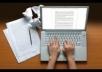 تحرير ملفات المصورة أو مكتوبة باليد أو pdf على word