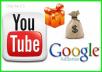 انشاء قناة على اليوتيوب باسمك وادسنس مفعل لربح المال من الاعلانات