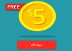 تقديم 5 مواقع عالمية سهلة للربح من الانترنت بــ 5 دولار فقط