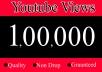 تزويد 100.000 مشاهدة لاي فيديو على اليوتيوب