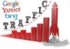 أجلب لك 4000 زيارة حقيقية لمدونتك من مصادر موثوقة