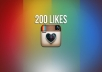 اضافة 300 اعجاب لصورك على انستغرام حقيقية و آمنة 100%