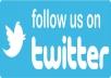 3000 فولورز تويتر من جميع دول العالم حقيقي 100% بجودة عالية