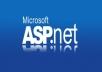 برمجه مواقع النت بلغه asp.net وقواعد البيانات sql