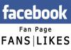 8000 معجب او لايك لصفحتك فيسبوك من جميع دول العالم