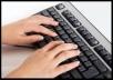 إدخال النصوص والبيانات سواء باللغة العربية أو باللغة الإنجليزية وتحويل الملفات الصوتية إلى ملفات نصية