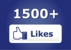 اجلب لك 1500 لايك حقيقي ومتفاعل لصفحتك بـ 5$ فقط