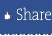 444 مشاركة لمنشورك او صورتك الشخصية على الفيس بوك   share
