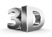 عمل لوجو 3d ل إسمك او شركتك