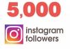 5000 الاف متابع انستقرام او 600 متابع عربي خليجي  1000 لايك هديه فقط 5 دولار