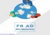 مكالمة15دقيقة لحل مشاكلك و احتراف اعلانات فيس بوك ب5$فقط